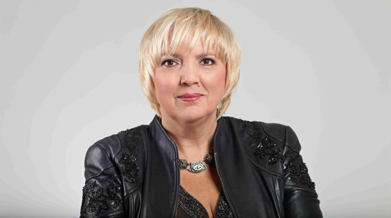 Brot & Spiele Cup 2016 - Schirmherrin Claudia Roth / Foto: Bündnis 90/Die Grünen / Laurence Chaperon